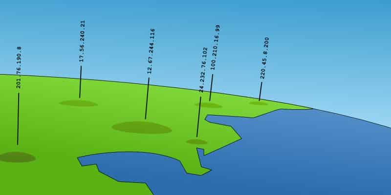 geolocalisation par IP