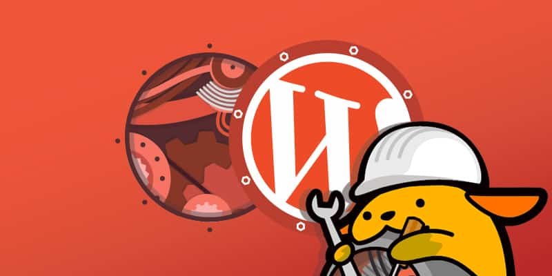 Le WP Tech de Nantes et son Wapuu