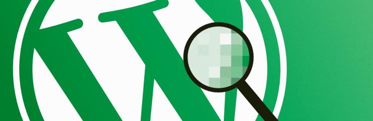 La recherche multi-critères de WordPress